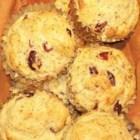 Orange Raisin Muffins - A delicious change of taste in muffins. The orange taste makes this recipe very flavorful.