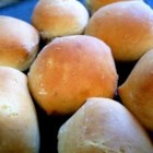 Hamburger Buns - Delicious hamburger buns! Homemade and fresh! Easy to make and economical, these buns will make your dinner guests feel extra special.