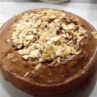 Butter Pound Cake - This rich pound cake is delicious plain, or served with ice cream or a fruit topping.
