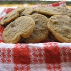 Mom's Cookies - This is one of my mom's favorite cookies that she made quite often. Mom had lots of family and friends over and they always had these cookies on hand with tea.