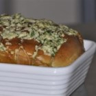 Appetizing Bread - A mouth-watering treat for those who love cheesy garlic bread!