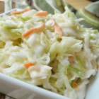 Restaurant-Style Coleslaw II - Classic cabbage and carrot coleslaw.