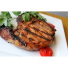 Summer Grilled Pork Chops - This dish is what summer and grilling are all about...sweet honey and lemon-grilled pork chops are always an entertaining hit. For best flavor, marinate the chops in the honey-lemon marinade overnight.