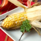 BBQ Corn - If you don't have a smoker already, you might consider the purchase for this recipe, because this tasty corn is that good. And then all you'll need is un-husked corn, ice and a quart of beer.