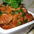Beef Vindaloo - This make-ahead vindaloo recipe is a guaranteed crowd pleaser and will convert many to Indian food.  It can be made with any meat and most pantry items.