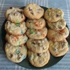 Liz's Astounding Chocolate Chip Cookies - These cookies are  moist and full of chocolate, they're really delicious.  You'll probably want to throw away your old chocolate chip cookie recipe.