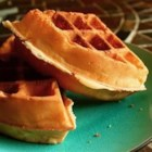 Waffles I - Made-from-scratch waffles are ready in less than 30 minutes with this basic waffle recipe.