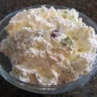 Taffy Apple Salad - I got this recipe from my Aunt Sandy and it is delicious!  Plan ahead, because this recipe needs to chill overnight.