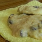 Banana Chocolate Chip Softies - These cookies are nice change of pace from the regular chocolate chip cookie. They have extra sweetness form the ripe banana and milk chocolate chips.
