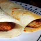 Salt and Spice Pork Wrap - This recipe is fast and filling; it can be quickly prepared with a single skillet. A pan fried pork chop is cut into slices and wrapped up in a tortilla with cheese and condiments.