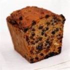 Barm Brack - Delicious Irish fruit cake. Serve thickly sliced with butter.