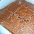 Lower Fat Fudge Brownies - After many tries, I've finally developed a really fudge-y, chewy brownie recipe. Several people in my office are on diets and swear by these. You can use low fat or nonfat yogurt and egg replacers to make it even lower in fat and cholesterol, but the full fat yogurt really adds to the texture of the brownies.