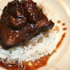 Cherry Balsamic Short Ribs Recipe