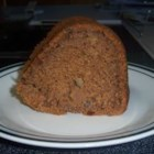 Spice Cake From a Mix