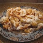 Funnel Cakes - You don't need to wait for the county fair to enjoy delicious old-fashioned funnel cakes. You just need a funnel with a 1/2-inch opening that can hold a cup of batter.