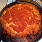 Greg's Taco Pizza