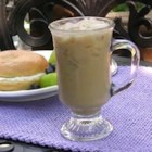 Sara's Iced Coffee - Lightly sweetened iced coffee with just a hint of vanilla. Yum!