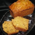 Pumpkin Cheese Bread I - Cream cheese in this nutty pumpkin bread gives it a smooth tang and sets it apart from the crowd.  Two loaves mean there is more to go around.