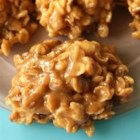 Special K Cookies - This is an easy recipe for no-bake peanut butter and cereal cookies