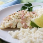 Summertime Tilapia - This marinade can be used on any sort of white fish that needs an extra punch. It has a variety of flavors that blend very well for a wonderful fish dish. Serve with fresh veggies and a rice dish.