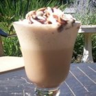 Iced Mochas - First, make some coffee ice cubes, then blend them together with milk and chocolate syrup for a frosty treat!