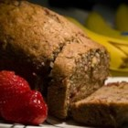 Strawnana Bread - Quick and easy to make, oh so fruity, and very yummy!!