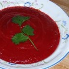 Bay Leaf Beet Soup