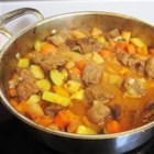 Honeyed Beef Stew