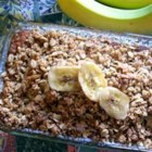 Country Banana Bread - This simple cake mix banana bread is very delicious!