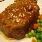 Sweet and Sour Meatloaf
