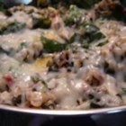 Super Filling Cannellini Bean and Escarole Dish Recipe