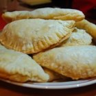 Argentine Meat Empanadas - My original version for the Argentinean recipe. Rich and delicious. Any meat can be used for this recipe, just be sure to cut it up into tiny pieces.