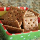 Firecracker Crackers - These spicy crackers are great with a salad, dips, or chili!