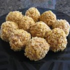 Peanut Butter Nuggets - Easy no bake, no fuss cookies, they are great for the kids to make by themselves...even the young ones.
