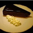 Sacher Torte - This is pretty darn close to the original classic dessert produced by the Sacher Hotel in Vienna, Austria. It is a dense, not-too-sweet, apricot and chocolate concoction. It is a lot of work but WELL worth the effort!