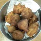 Samoan Panikeke - These tropical fritters are made with ripe bananas.