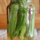 Grandma Oma's Pickled Okra - Grandma Oma always made these, and I still do.  They are a welcome change on a relish tray.