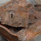Tofu Jerky II - This produces tangy, flavorful tofu jerky much like the kind you get at the health food store.