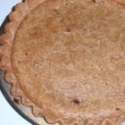 No Fail Bean Pie - A sweet and rich custard-like pie flavored with cinnamon and nutmeg could remind you of a pumpkin pie -- but this traditional Ramadan favorite treat is made with canned beans.