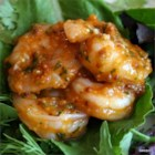 Shrimp Remoulade Galatoire's - Try this classic cold appetizer and you'll think you're in the famous Galatoire's Restaurant in New Orleans. Chilled shrimp are served in a flavorful sauce atop lettuce leaves. Garnish the plate with sliced hard-cooked eggs and a few green and black olives.