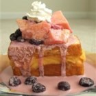 Tropical Ice Cream Sandwiches - For an elegant end to your meal, you can't beat these fruity sorbet-filled sandwiches.