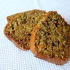 Caley's Classic Zucchini Bread - This sweet version of zucchini bread features an accent of cinnamon and the optional addition of walnuts.