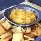 Spaghetti Squash Dip - Put spaghetti squash to a new use in this cheesy dip that combines grated Parmesan and Monterey Jack cheeses with a bit of mayonnaise.