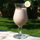 Chocolate-Banana Shake - Ready in mere minutes, this reduced-sugar banana and chocolate milkshake hits the spot.