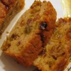 Apple Cake II - A nice sugar-free apple cake sweetened with fruit juice.