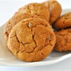 Triple the Ginger Cookies - Fresh ginger, candied ginger, and ground ginger join forces in these spicy ginger cookies.