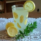 Lemonade - A cool refreshing summer drink that can be made at any time you have lemons... or limes!