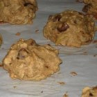 Spicy Zucchini Oatmeal Cookies - In my efforts to use the abundance of zucchini in my garden I concocted this little cookie.  I prefer my oatmeal cookies to have a little jazz, so if you are not a fan of ground cloves they can be omitted.  It's a not too sweet cake-like cookie that is perfect with your cup of coffee or tea.