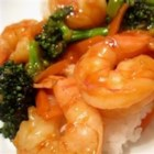 Szechwan Shrimp - Don't let some of the ingredients fool you -- this spicy shrimp makes a simple, impressive dish, which I usually make for company. For more or less heat, adjust amount of red pepper.