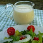 Maui Onion Dressing - Maui or Sweet Vidalia onions create a creamy sweet vinaigrette.